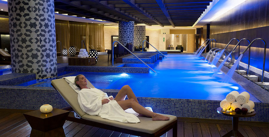 The Royal Spa at Royalton Riviera Cancun